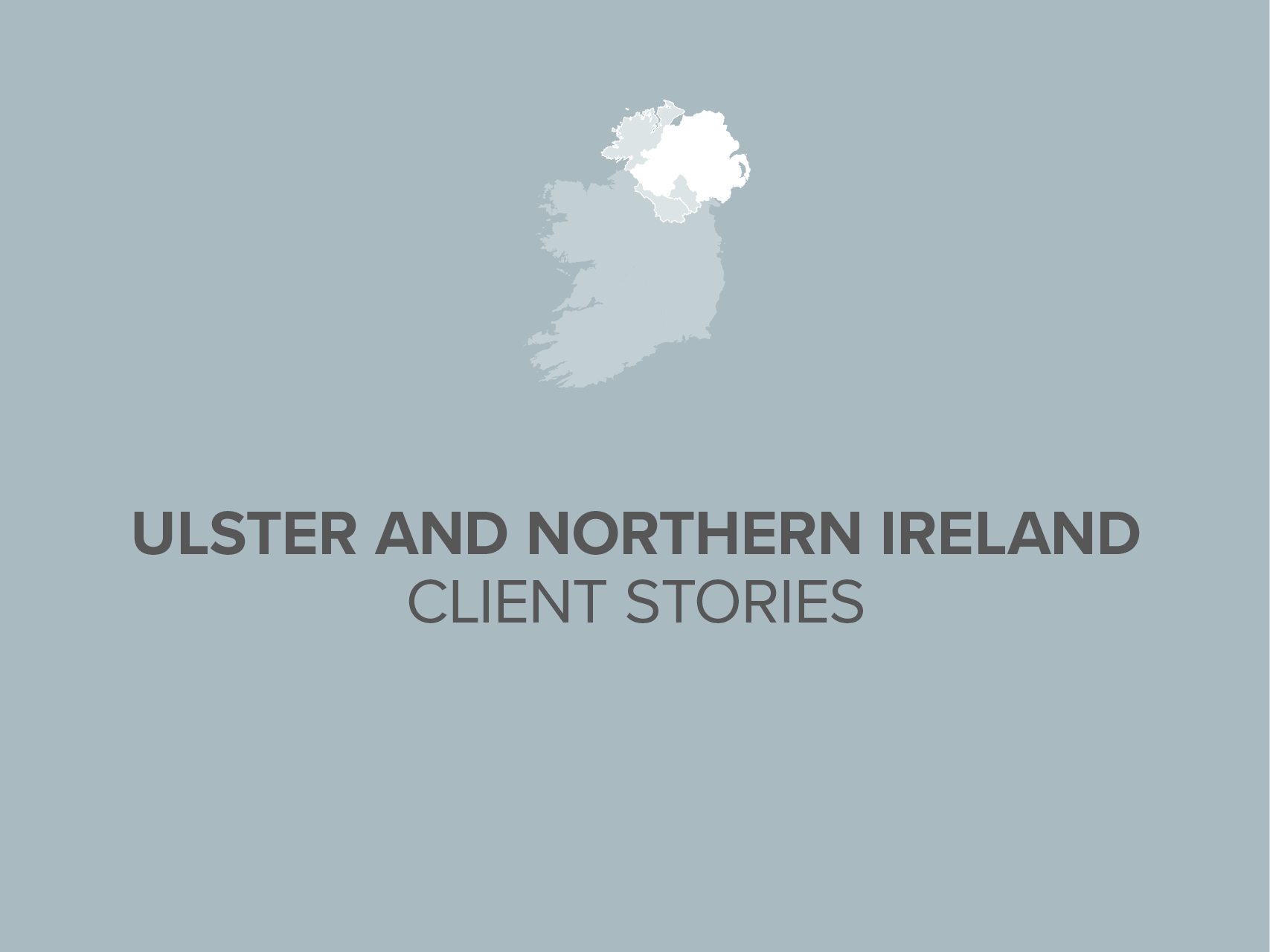 Ulster and Northern Ireland Stories